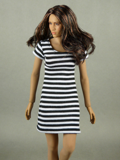 Toys images black and white dress