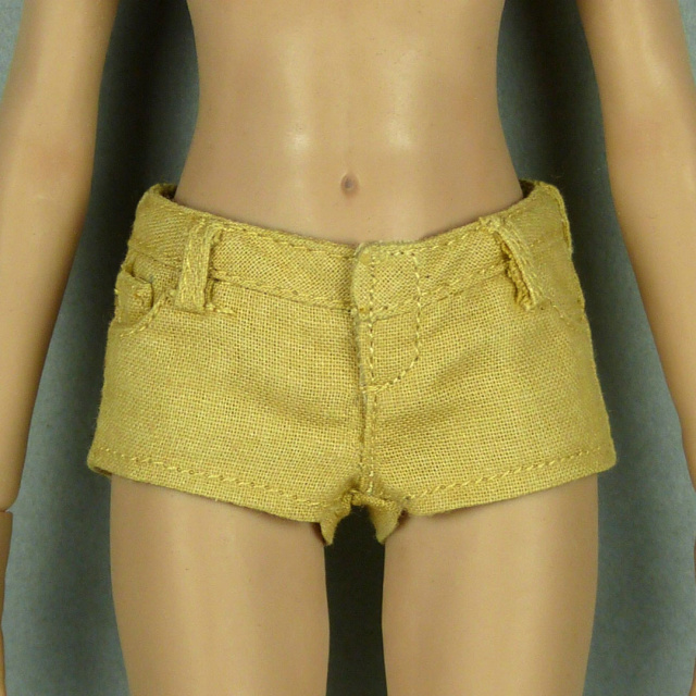 SMcG 1/6 Scale Sexy Female Kakhis Summer Hot Shorts Image 1