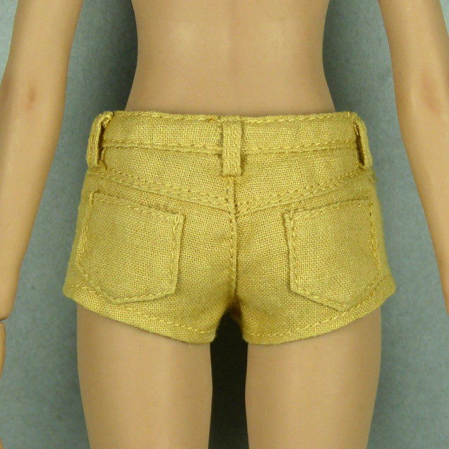 SMcG 1/6 Scale Sexy Female Kakhis Summer Hot Shorts Image 3