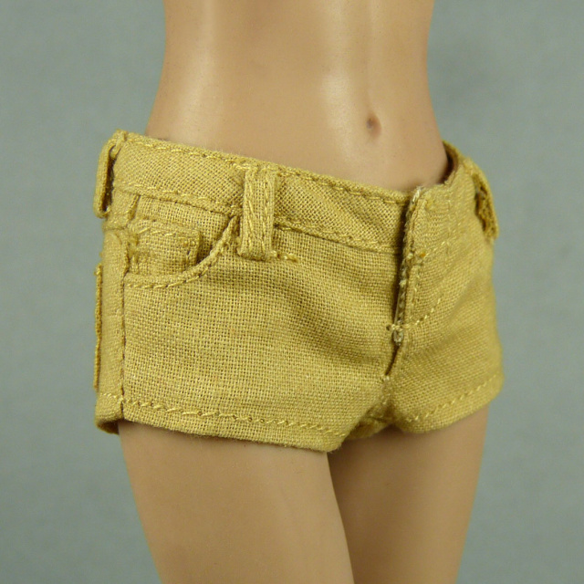 SMcG 1/6 Scale Sexy Female Kakhis Summer Hot Shorts Image 2