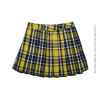 Nouveau Toys Uniform Series - 1/6 Scale Female Yellow Tartan Plaid Skirt