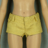 SMcG 1/6 Scale Sexy Female Kakhis Summer Hot Shorts