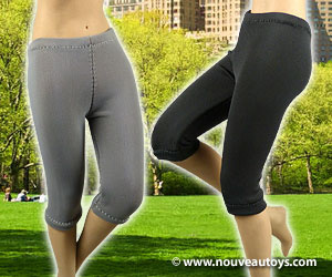 Nouveau Toys 1/6 Scale Female Yoga Exercise Pants Banner