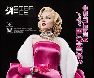 Star Ace 1/6 Scale Marilyn Monroe Figure Deluxe Box Set