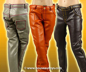 1/6 Scale Vogue Leather Pants Banner