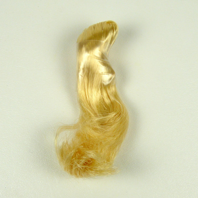 Kumik 1/6 Scale Female Light Blonde Color Hairpiece