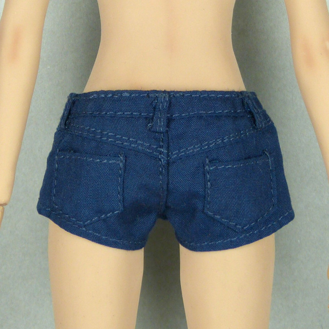 SMcG 1/6 Scale Sexy Female Navy Summer Hot Shorts Image 3