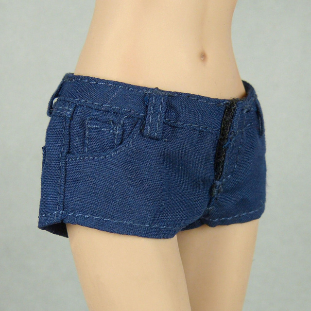 SMcG 1/6 Scale Sexy Female Navy Summer Hot Shorts Image 2